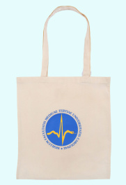 Natural cotton tote bag, 100% cotton