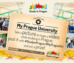 Study in Prague photo/video contest