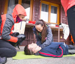First aid course in Dobronice